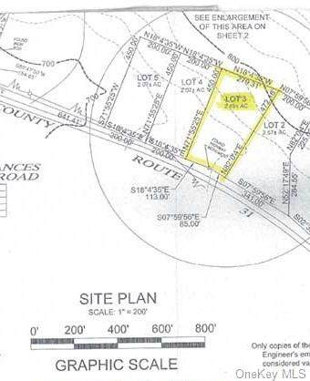 Lot 1.5 County Route 31, Glen Spey, NY 12737 (MLS #H6086348) :: William Raveis Baer & McIntosh