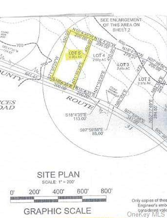 Lot 1.7 County Route 31, Glen Spey, NY 12737 (MLS #H6086349) :: William Raveis Baer & McIntosh