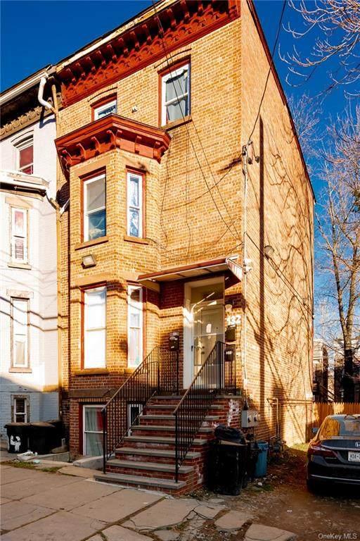 132 Chambers Street, Newburgh, NY 12550 (MLS #H6087600) :: William Raveis Baer & McIntosh