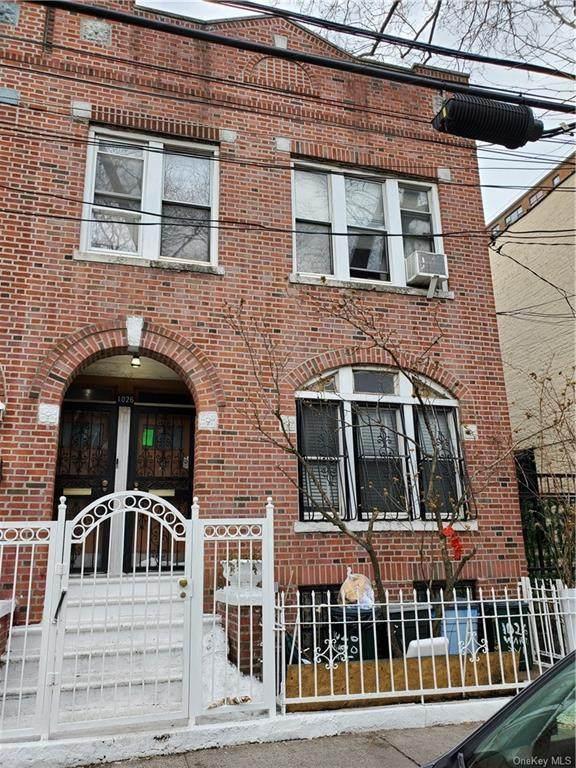 1026 Ward Avenue, Bronx, NY 10472 (MLS #H6088020) :: RE/MAX RoNIN