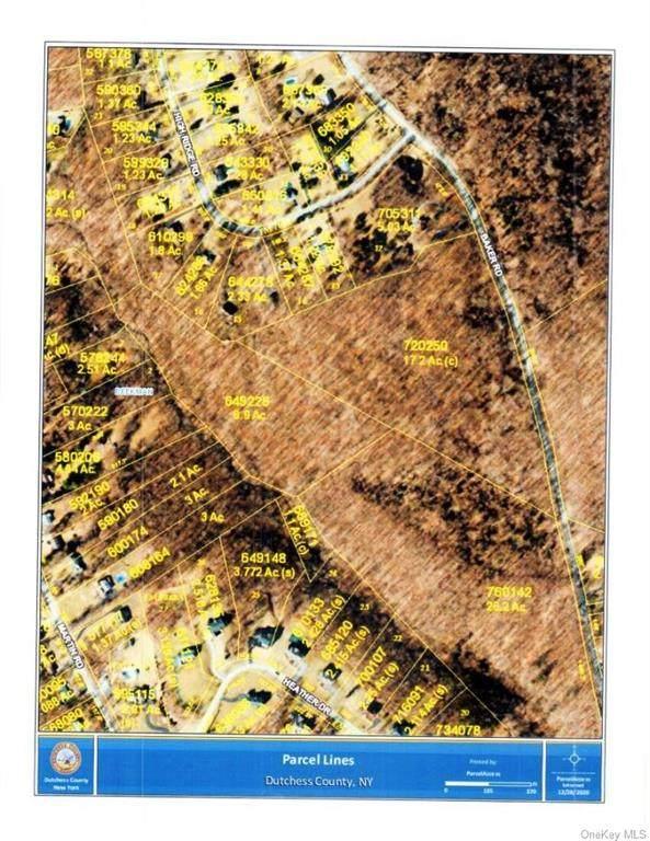Baker Road, Hopewell Junction, NY 12533 (MLS #H6088272) :: Kevin Kalyan Realty, Inc.