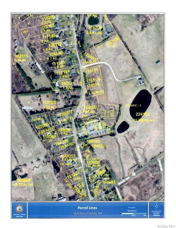 Lime Ridge Road, Poughquag, NY 12570 (MLS #H6088527) :: Kevin Kalyan Realty, Inc.