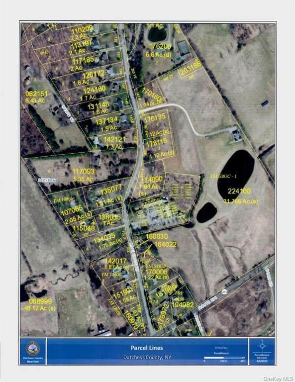 Lime Ridge Road, Poughquag, NY 12570 (MLS #H6088529) :: Kevin Kalyan Realty, Inc.