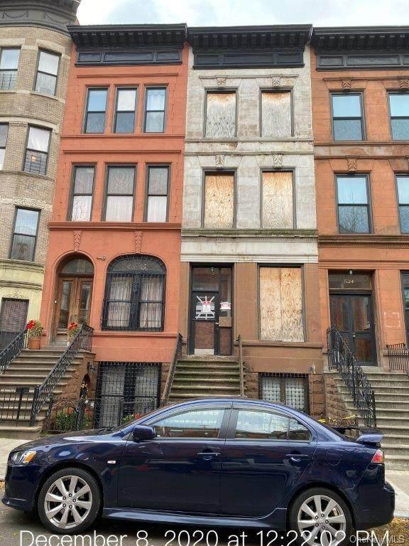 522 W 142nd Street, Newyork, NY 10031 (MLS #H6088625) :: Nicole Burke, MBA | Charles Rutenberg Realty