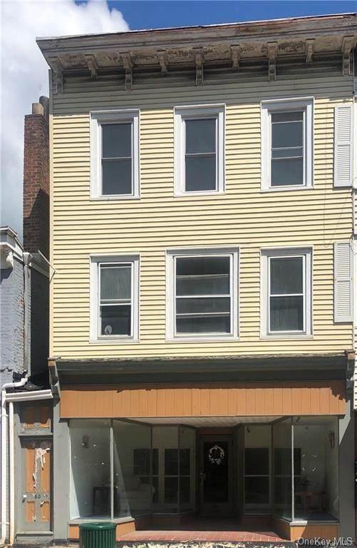 60 Main Street, Walden, NY 12586 (MLS #H6088802) :: McAteer & Will Estates | Keller Williams Real Estate