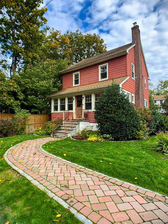 43 Weeks Place, New Rochelle, NY 10801 (MLS #H6089436) :: Nicole Burke, MBA | Charles Rutenberg Realty