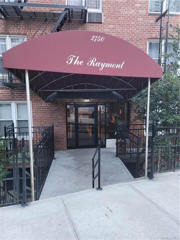 2750 Johnson Avenue 9J, Bronx, NY 10463 (MLS #H6090775) :: RE/MAX RoNIN