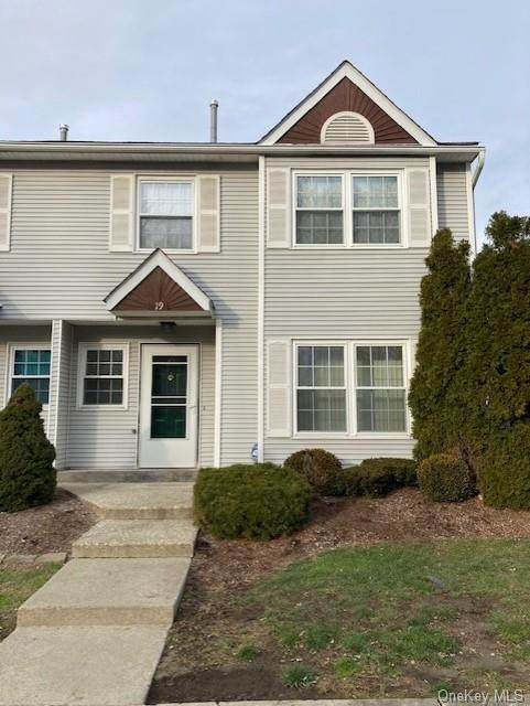 256 Quassaick Avenue #19, New Windsor, NY 12553 (MLS #H6091211) :: Barbara Carter Team