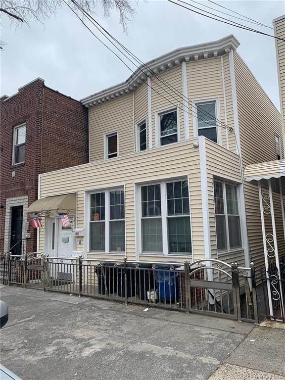 1822 Barnes Avenue, Bronx, NY 10462 (MLS #H6091247) :: Cronin & Company Real Estate