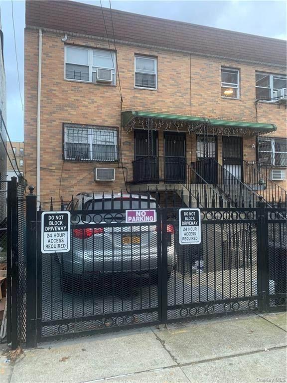 2158 Crotona Avenue, Bronx, NY 10457 (MLS #H6091839) :: Nicole Burke, MBA | Charles Rutenberg Realty