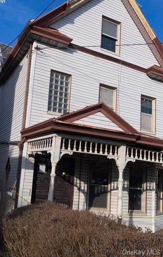 115 Washington Street, Mount Vernon, NY 10550 (MLS #H6092220) :: William Raveis Baer & McIntosh
