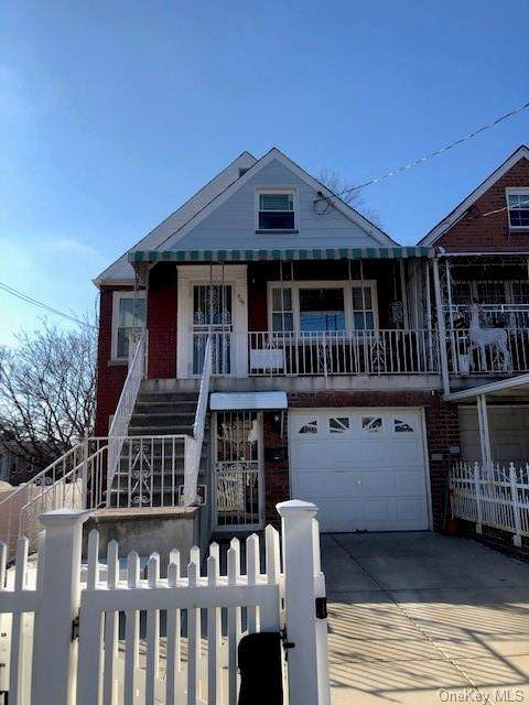809 Quincy Avenue, Bronx, NY 10465 (MLS #H6092388) :: Mark Seiden Real Estate Team