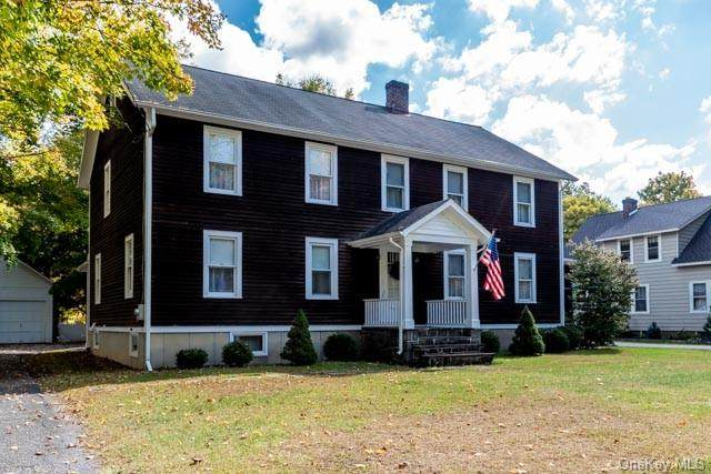 67 W Main Street, Washingtonville, NY 10992 (MLS #H6093296) :: Cronin & Company Real Estate