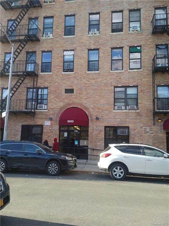 2023 Belmont Avenue 3A, Bronx, NY 10457 (MLS #H6093541) :: Mark Seiden Real Estate Team