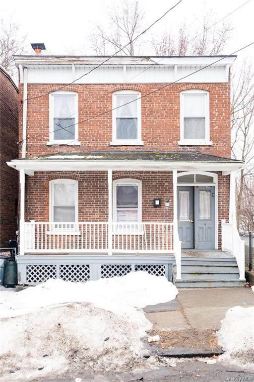 107 Benkard Avenue, Newburgh, NY 12550 (MLS #H6096432) :: The Home Team