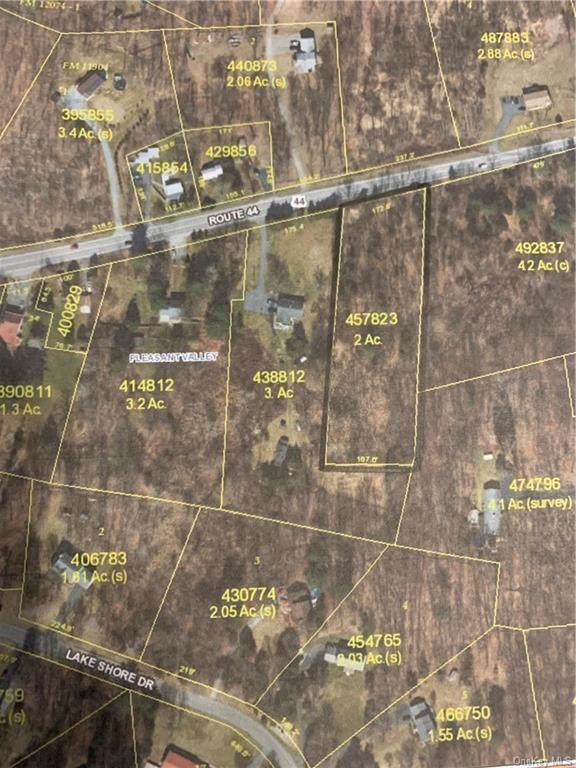 1848 Route 44, Pleasant Valley, NY 12569 (MLS #H6096878) :: McAteer & Will Estates | Keller Williams Real Estate