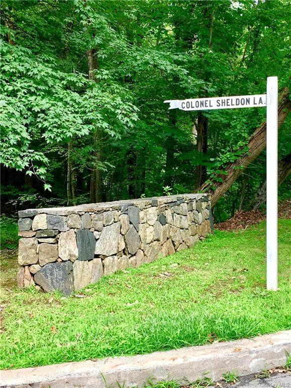 2 Col Sheldon Lane, Pound Ridge, NY 10576 (MLS #H6097102) :: Mark Boyland Real Estate Team