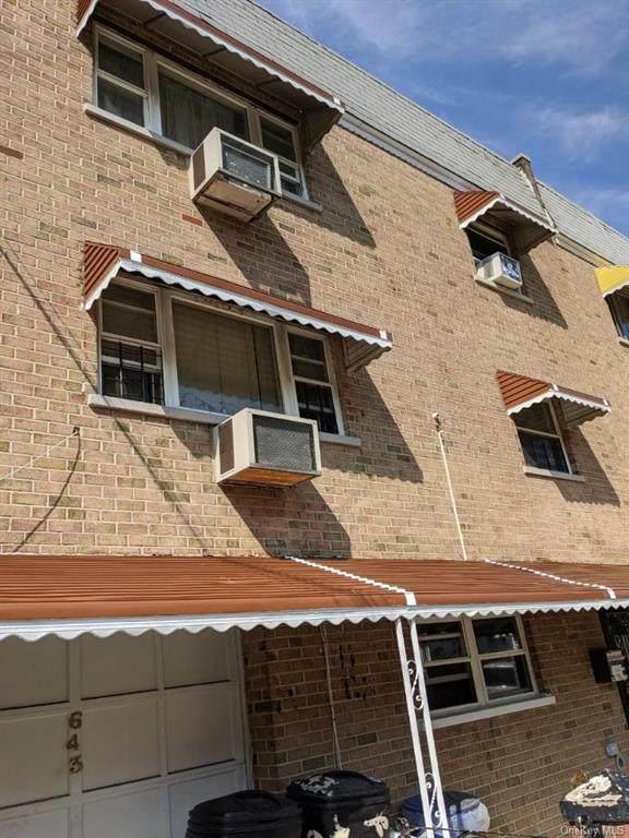 643 Magenta Street, Bronx, NY 10467 (MLS #H6097918) :: Mark Boyland Real Estate Team