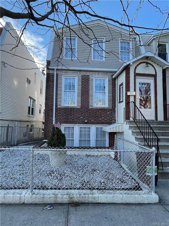 251 Quincy Avenue, Bronx, NY 10465 (MLS #H6097949) :: Mark Boyland Real Estate Team