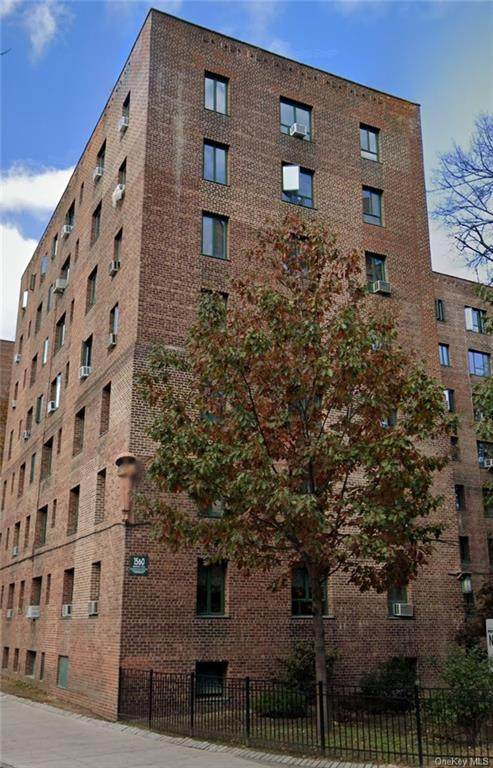 1560 Unionport Road 2G, Bronx, NY 10462 (MLS #H6098488) :: Carollo Real Estate