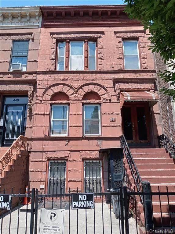 451 Bainbridge Street, Ocean Hill, NY 11233 (MLS #H6099661) :: McAteer & Will Estates | Keller Williams Real Estate