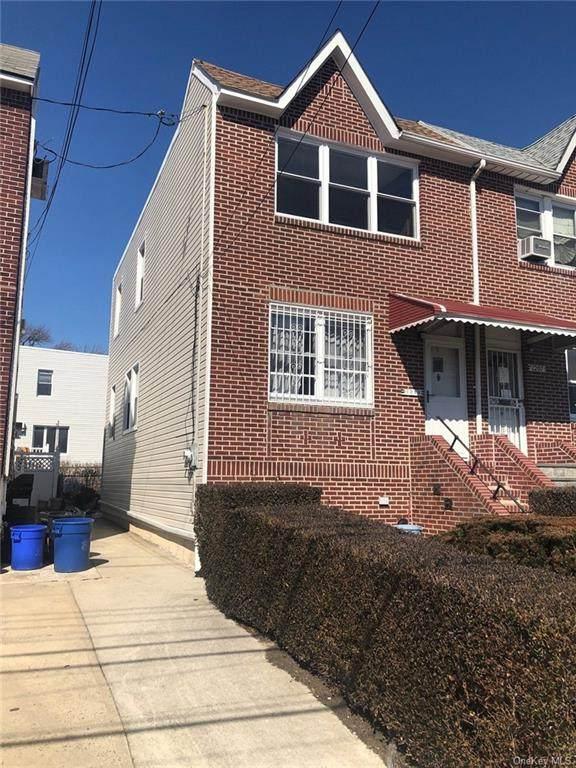 1205 Van Nest Avenue, Bronx, NY 10461 (MLS #H6099716) :: McAteer & Will Estates   Keller Williams Real Estate