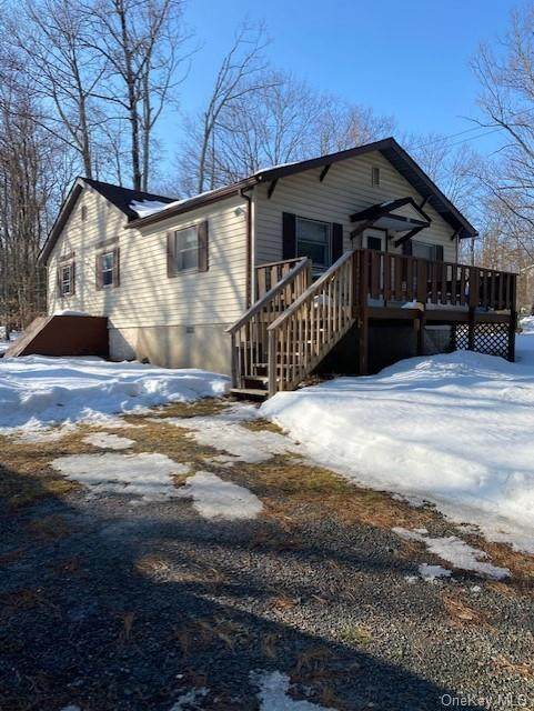 63 Kingfisher Trail, Wurtsboro, NY 12790 (MLS #H6099896) :: McAteer & Will Estates | Keller Williams Real Estate