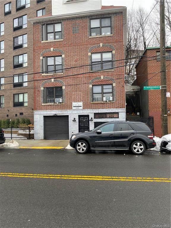 3446 Fort Independence Street #2, Bronx, NY 10463 (MLS #H6100452) :: Kendall Group Real Estate | Keller Williams