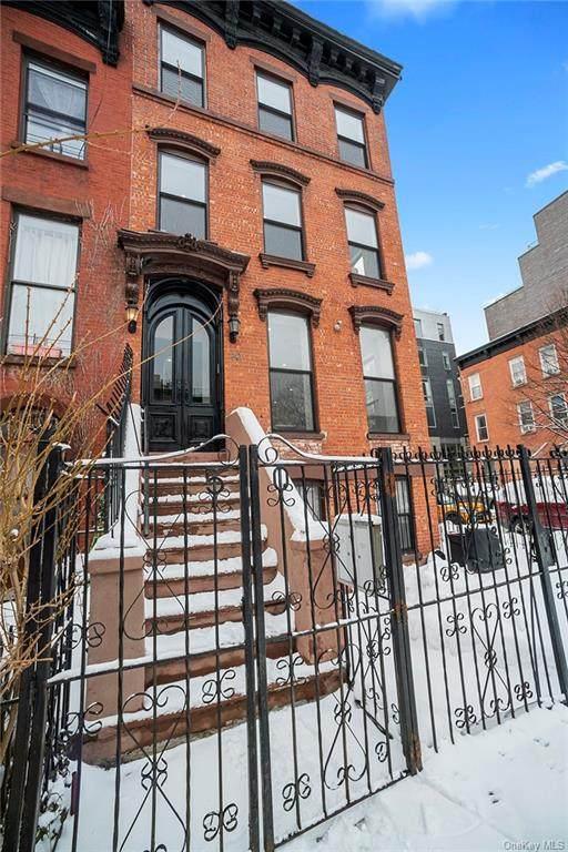 50 Putnam Avenue, Clinton Hill, NY 11238 (MLS #H6100484) :: Signature Premier Properties