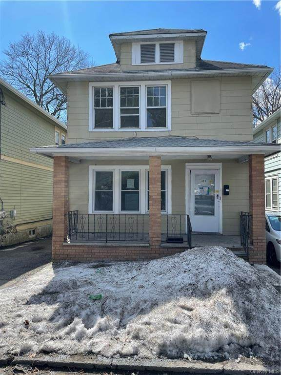 433 3rd Street, Newburgh, NY 12550 (MLS #H6102529) :: The Home Team