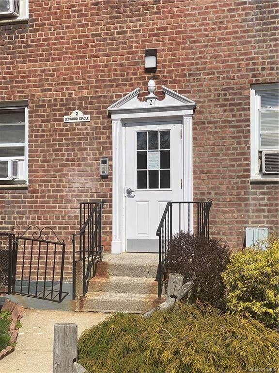2 Leewood Circle 2L, Eastchester, NY 10709 (MLS #H6104726) :: Corcoran Baer & McIntosh