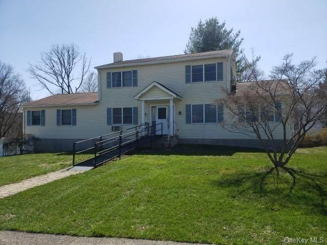 135 Pine Tree Road, Monroe, NY 10950 (MLS #H6105684) :: Barbara Carter Team