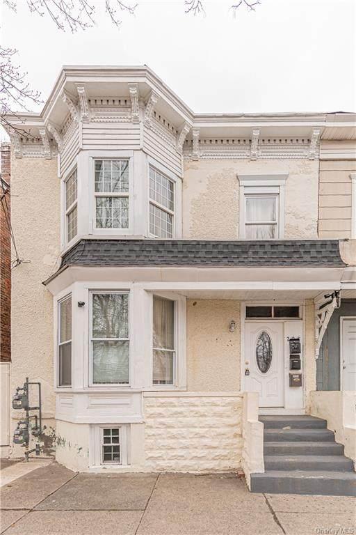 208 Renwick Street, Newburgh, NY 12550 (MLS #H6106964) :: Kendall Group Real Estate | Keller Williams