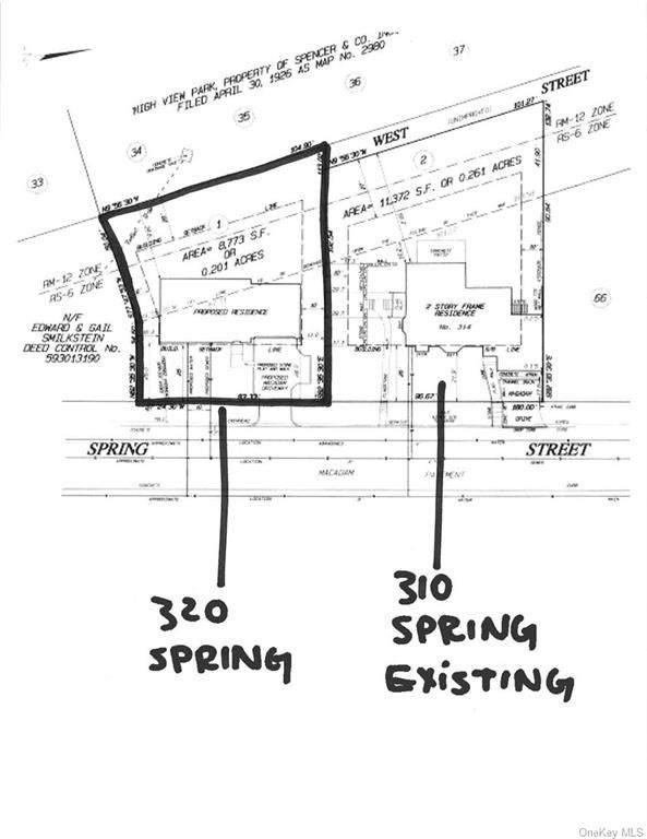 315 Spring Street, Mount Kisco, NY 10549 (MLS #H6107401) :: Shalini Schetty Team
