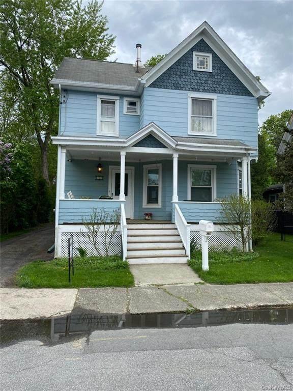 39 Pleasant Avenue, Walden, NY 12586 (MLS #H6108415) :: Signature Premier Properties