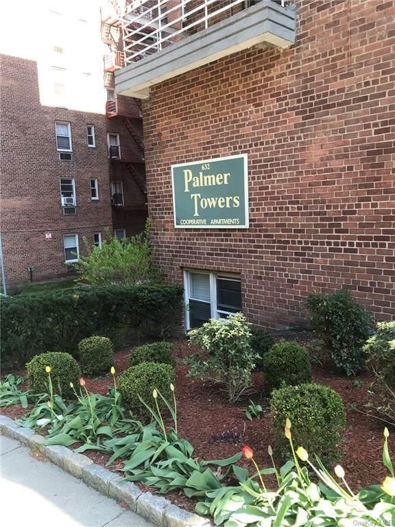 632 Palmer Road 9L, Yonkers, NY 10701 (MLS #H6109708) :: Carollo Real Estate