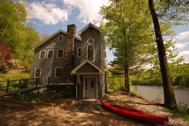 2053 State Route 97, Pond Eddy, NY 12770 (MLS #H6109782) :: Nicole Burke, MBA | Charles Rutenberg Realty