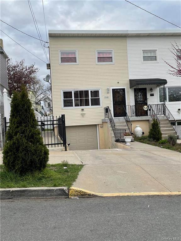 2249 Seward Avenue, Bronx, NY 10473 (MLS #H6109952) :: Signature Premier Properties