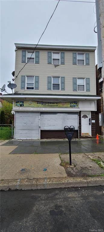 466 Broadway, Newburgh, NY 12550 (MLS #H6110025) :: Barbara Carter Team