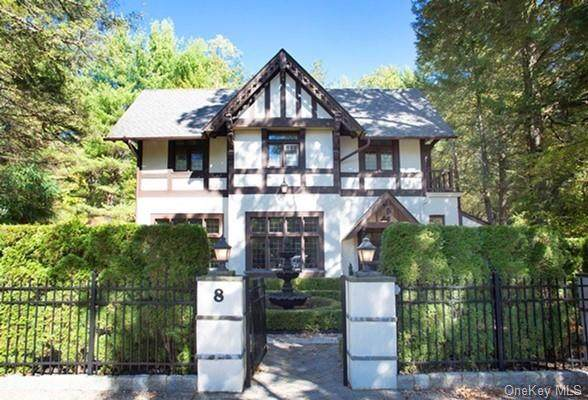8 Old Park Road, Tuxedo Park, NY 10987 (MLS #H6111527) :: Signature Premier Properties