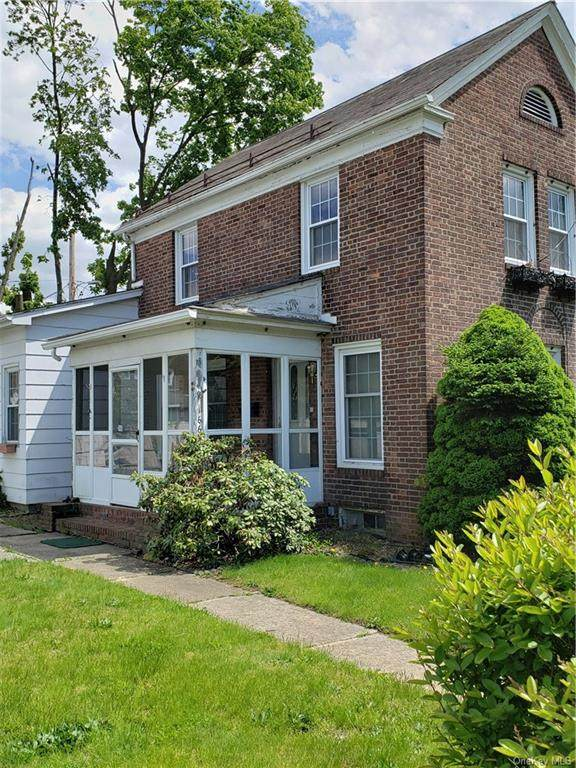 166 Fullerton Avenue, Newburgh, NY 12550 (MLS #H6111666) :: Frank Schiavone with William Raveis Real Estate