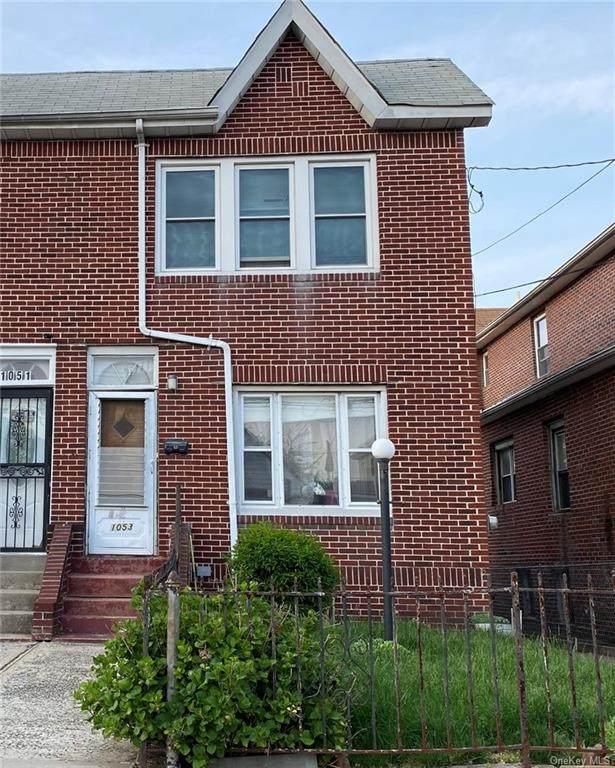1053 E 231st Street, Bronx, NY 10466 (MLS #H6113469) :: Cronin & Company Real Estate