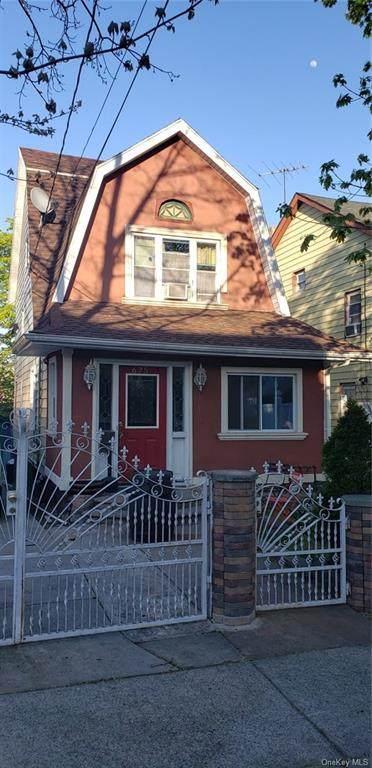 675 S 7th Avenue, Mount Vernon, NY 10550 (MLS #H6113477) :: Barbara Carter Team