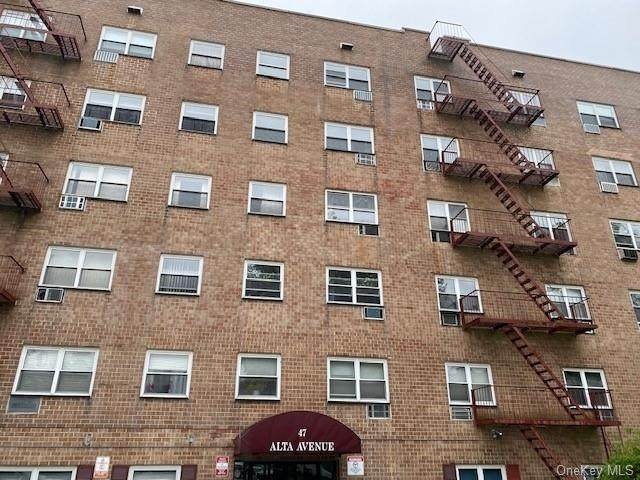 47 Alta Avenue 5D, Yonkers, NY 10705 (MLS #H6113676) :: Cronin & Company Real Estate