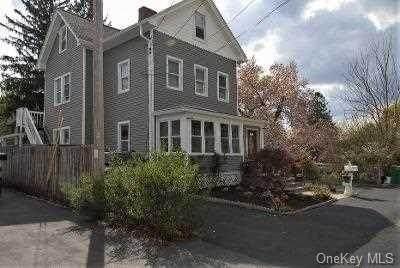 71 Grove Street, Beacon, NY 12508 (MLS #H6113967) :: Carollo Real Estate