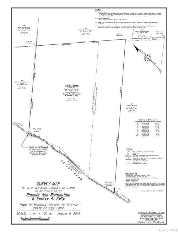 Taylor Road, Claryville, NY 12725 (MLS #H6114596) :: RE/MAX RoNIN