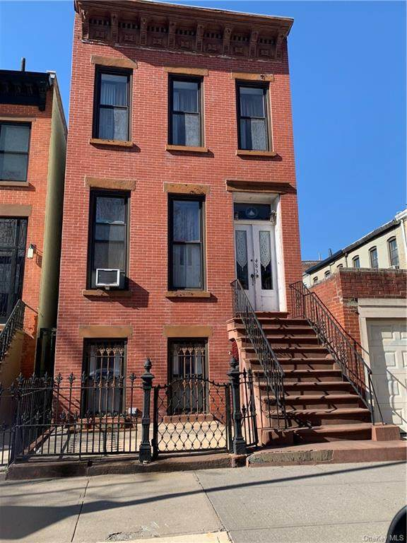 483 Macon Street, Stuyvesant Hts, NY 11233 (MLS #H6114912) :: Frank Schiavone with William Raveis Real Estate