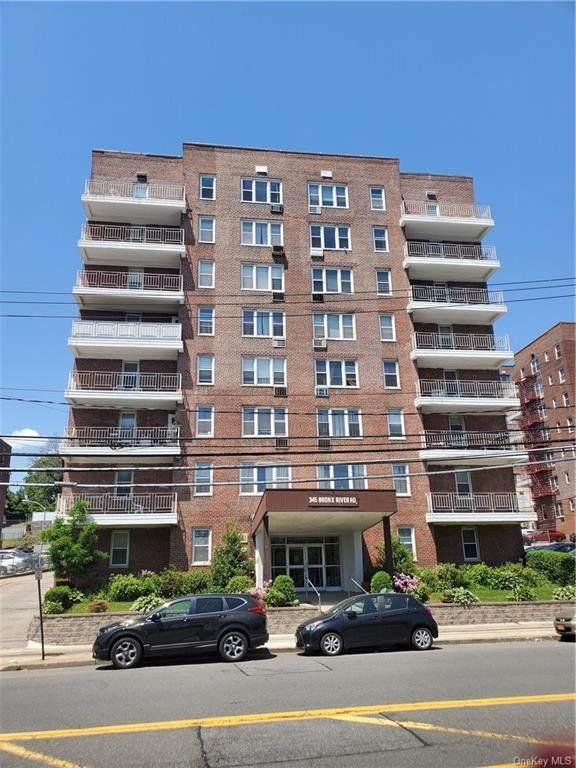 345 Bronx River Road 5M, Yonkers, NY 10704 (MLS #H6115098) :: Laurie Savino Realtor