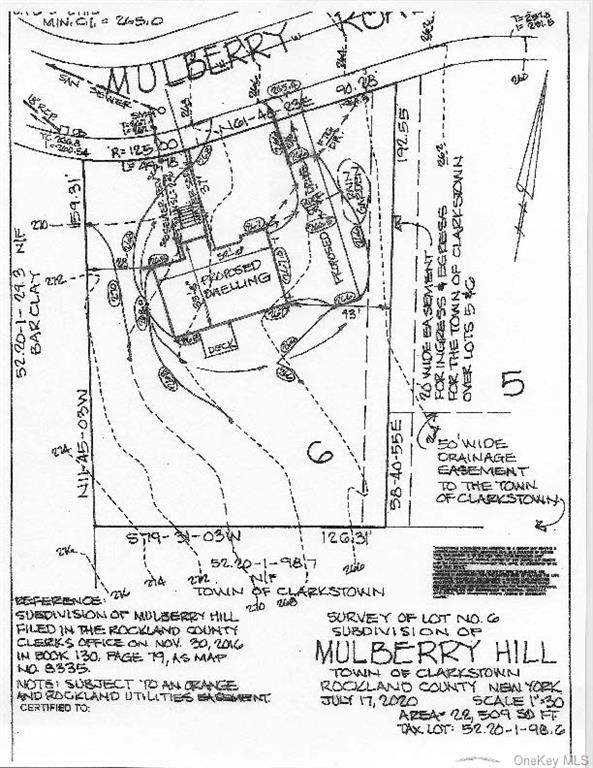 Lot 6 870 Mulberry Road - Photo 1