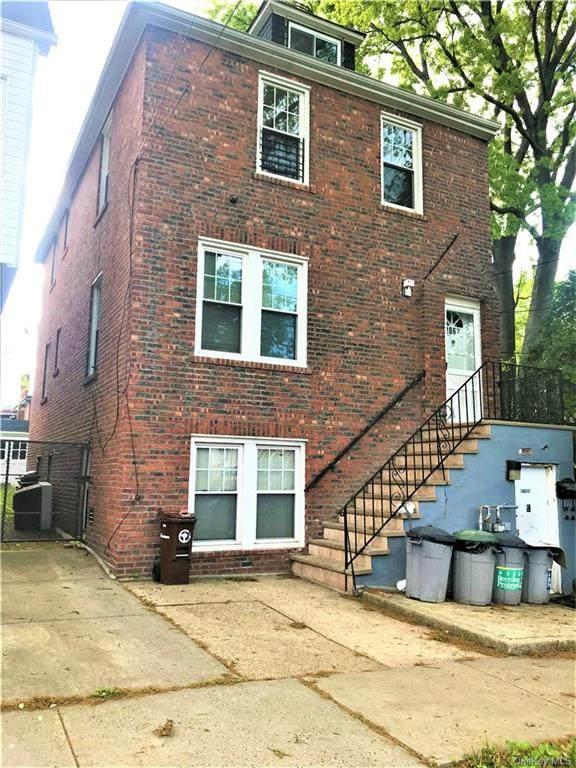 2067 Van Hoesen Avenue, Bronx, NY 10461 (MLS #H6116001) :: Carollo Real Estate